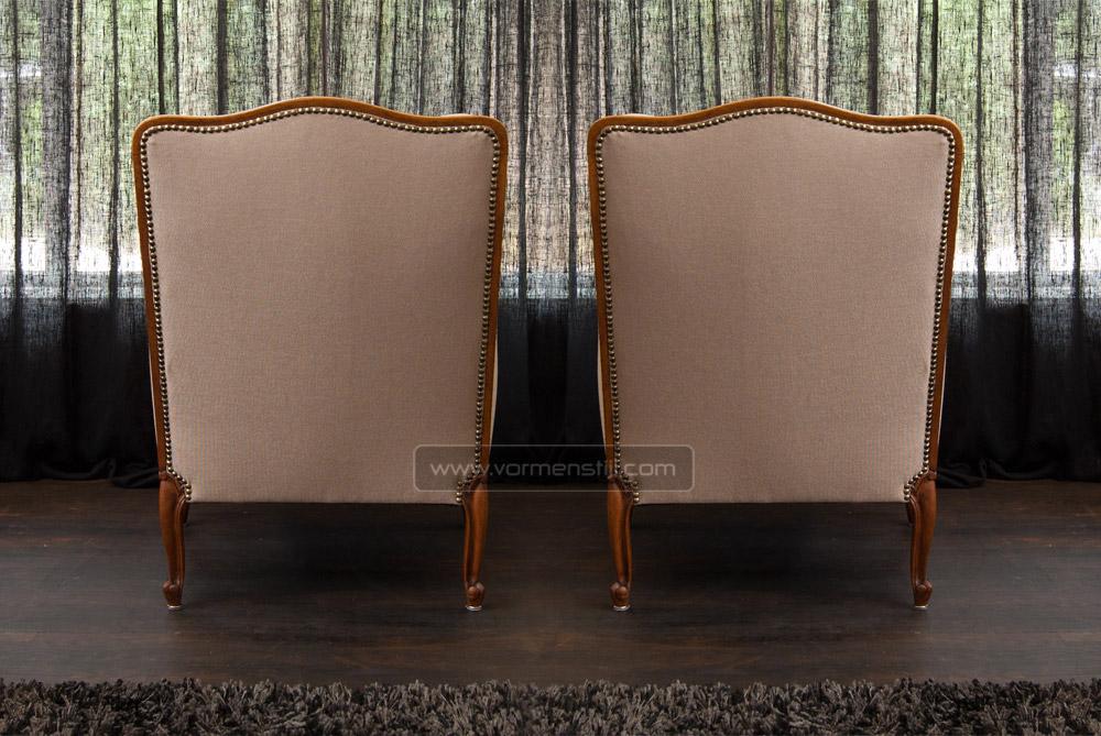 Mooie set franse 39 art nouveau 39 fauteuils - Mooie fauteuil ...