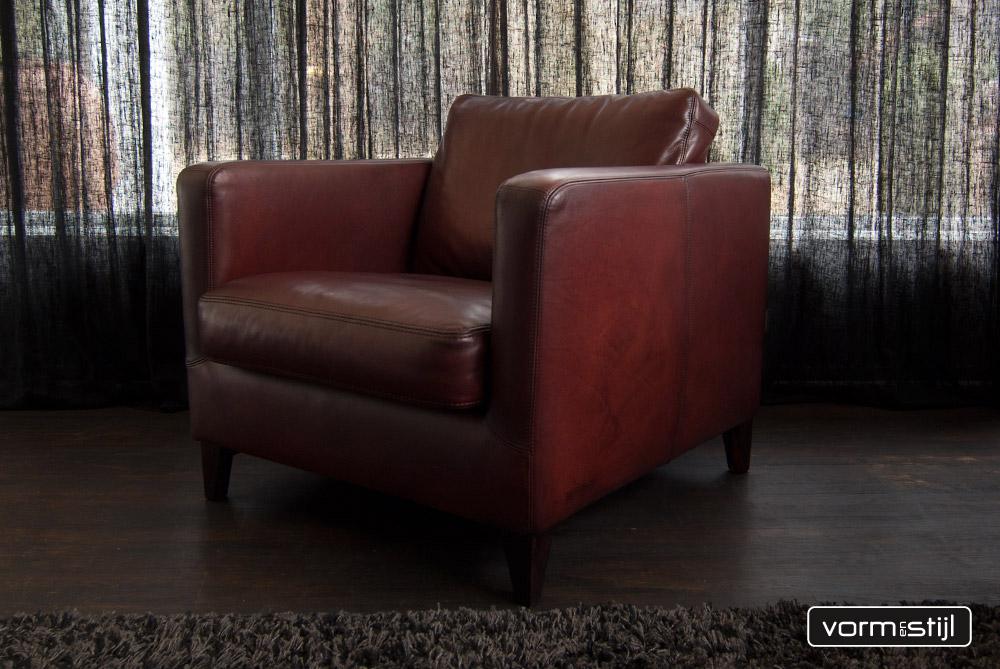 Mooie linteloo machalke design fauteuil in superdik for Mooie design fauteuils