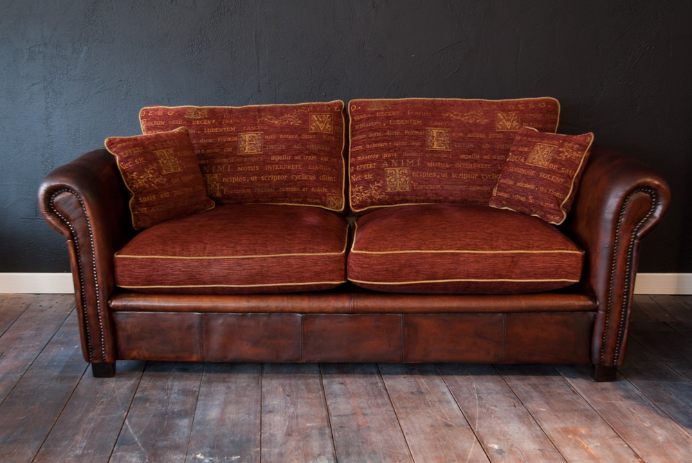 """Chesterfield Style""""Bank sheep leather"""