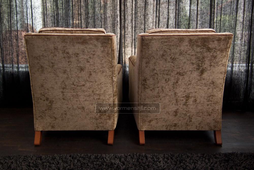 Bart van bekhoven armchairs