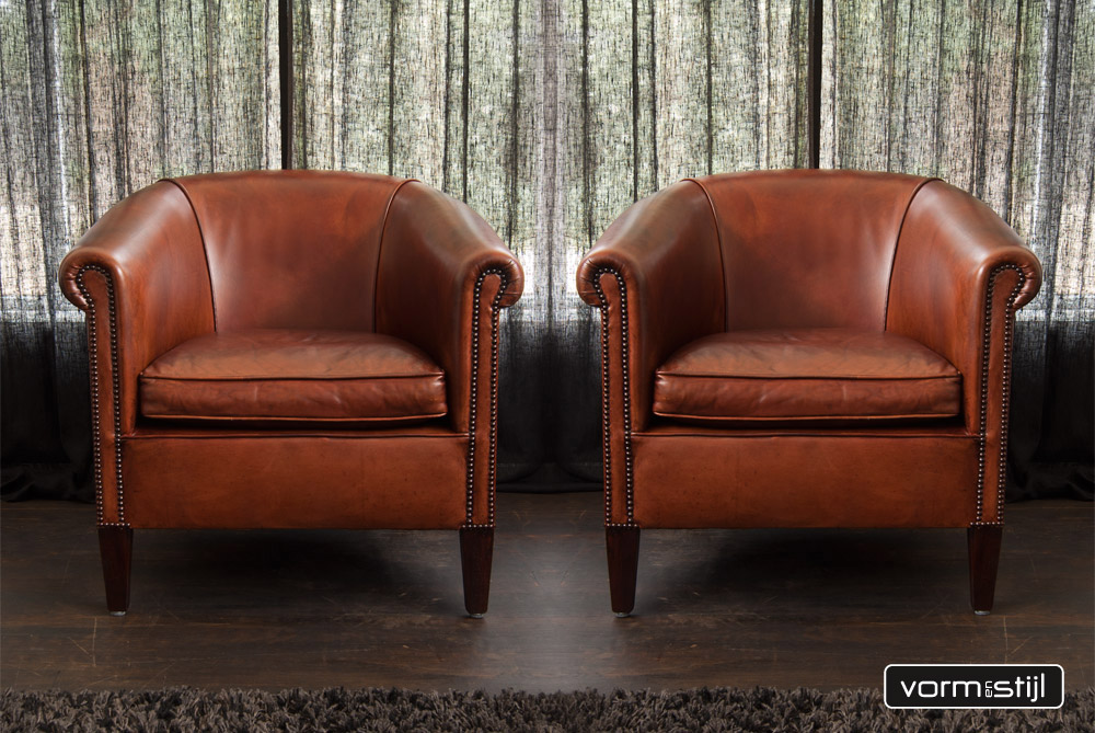 Fabulous Sublime Clubs In Thick Cowhide Leather Quality Brand Leather Pdpeps Interior Chair Design Pdpepsorg