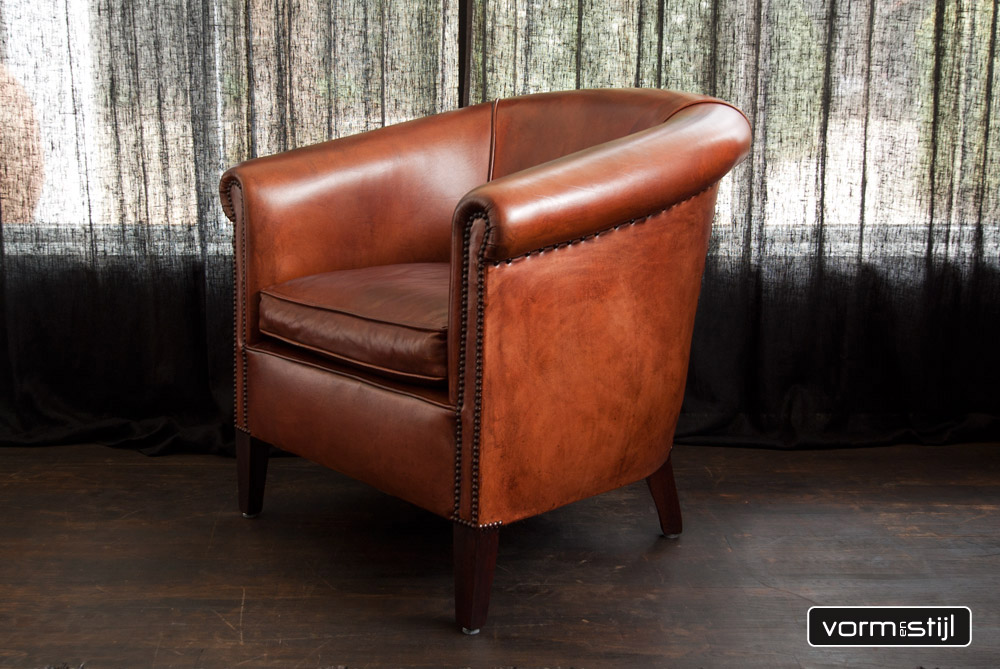 Cool Sublime Clubs In Thick Cowhide Leather Quality Brand Leather Pdpeps Interior Chair Design Pdpepsorg