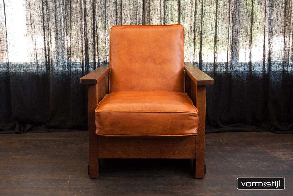 Fauteuil Amsterdamse School.Amsterdamse School Liberty Relax Fauteuil 1910 1930